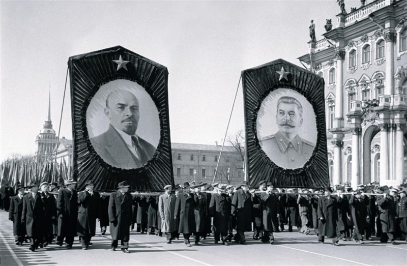 Москва, 1 мая 1930 года