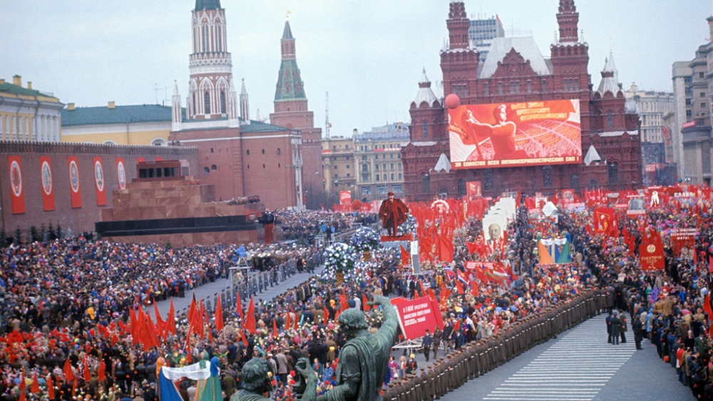 1 мая СССР