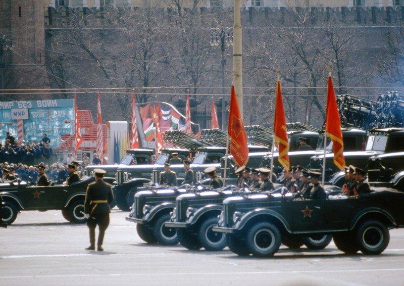 Москва, 1 мая 1969 года