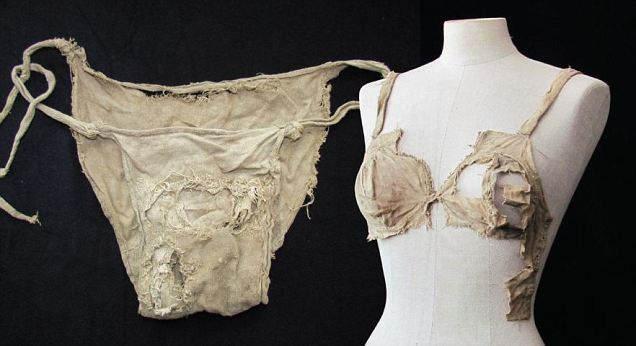 Самое старое женское белье