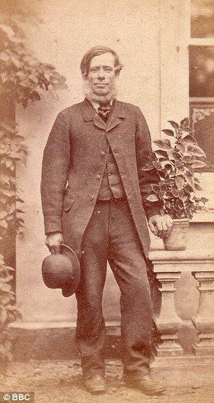 Садовник в Великобритании в начале ХХ века