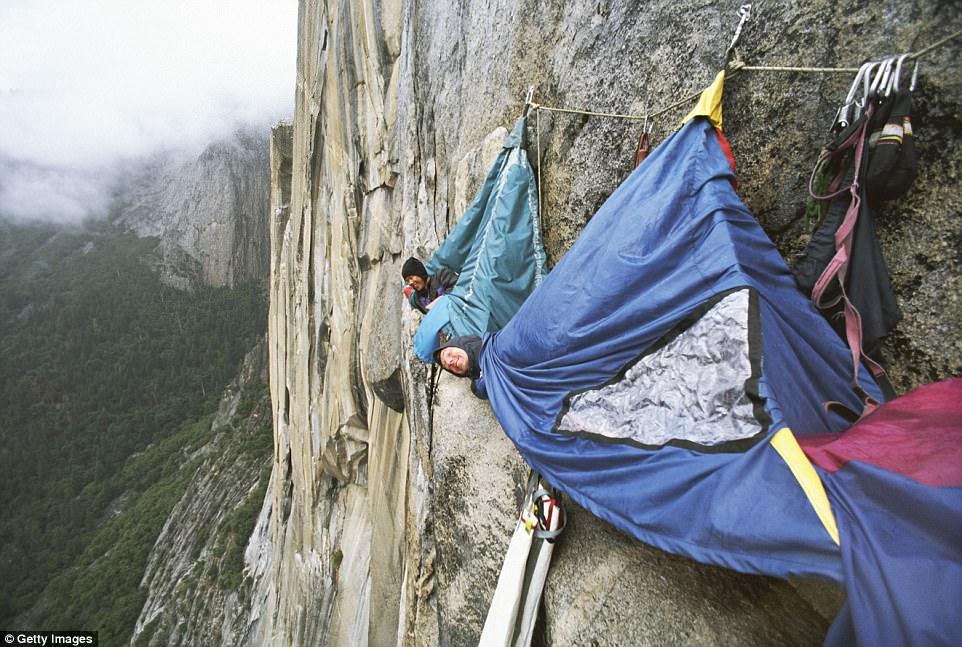 Национальный парк Йосемити в Калифорнии