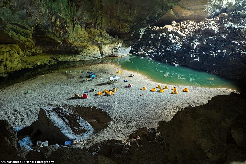 . Это самая крупная пещера в мире, в