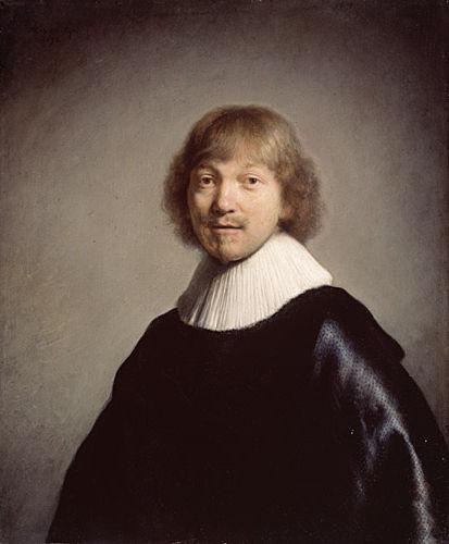 """Портрет """"Якоба де Гейна III"""". (Jacob de Gheyn III)"""