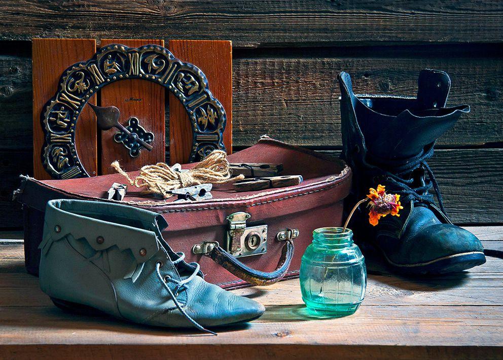 Мистика старой обуви