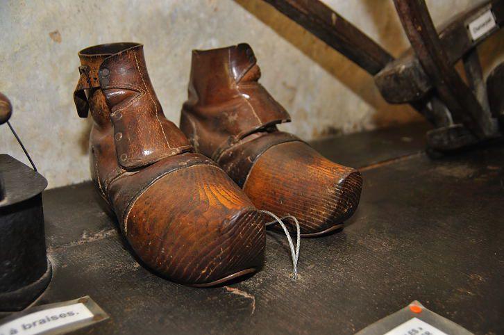 Обувь как память прошлого