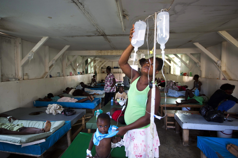 Часта вспыхивает Холера