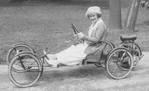 1918 Briggs & Stratton Flyer Cyclecar