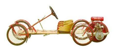 1920s Briggs & Stratton Flyer Cyclecar