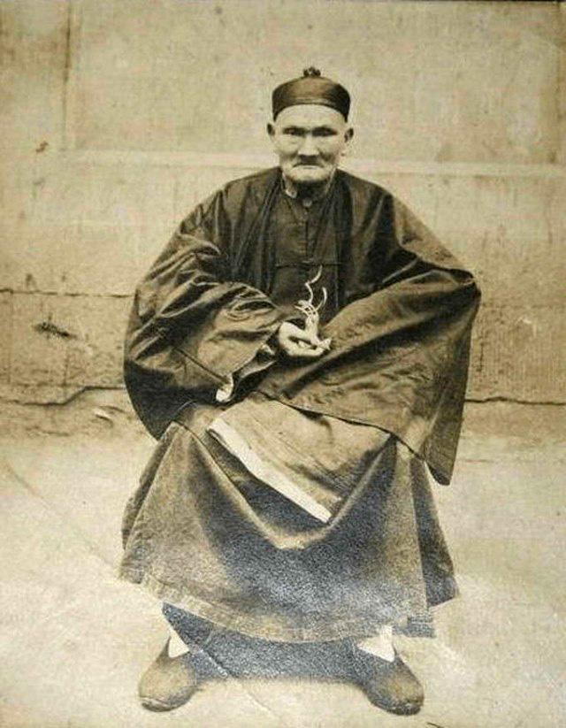 Долгожитель Ли Чинг-Юн из Китая, прожил 256 лет