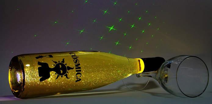 Золотистое вино Bodegas y Viñedos Amaya