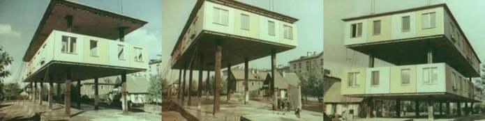 Строительство сверху-вниз: дом в Магнитогорске