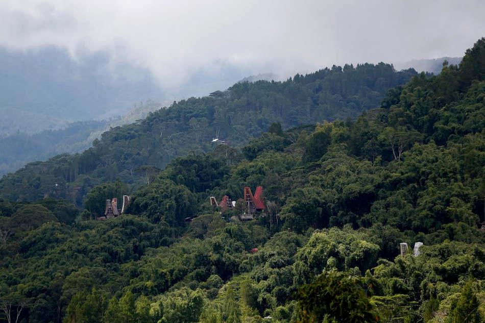 Место, где происходят ритуалы захоронения