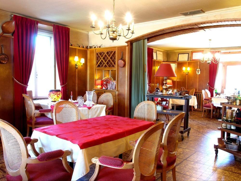 Ресторан Отеля Arbezie