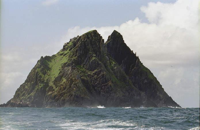 Скеллиг-Майкл – монастырь на скалистом острове