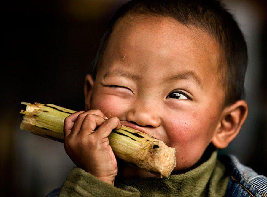 Фотографии улыбок наших детей