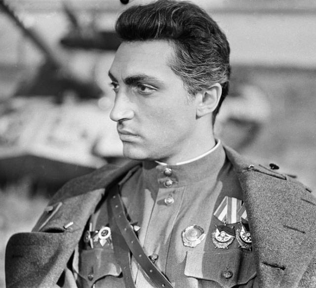 Михайл Козаков 1934 года рождения