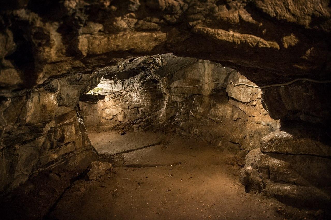 Пещера Алтая у Черемшанка