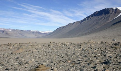 Сухие долины Мак-Мердо (Dry Valleys)