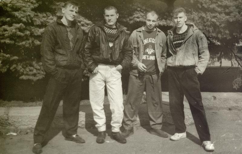 Как одевались украинцы в 1990 году или мода во времена полураспада