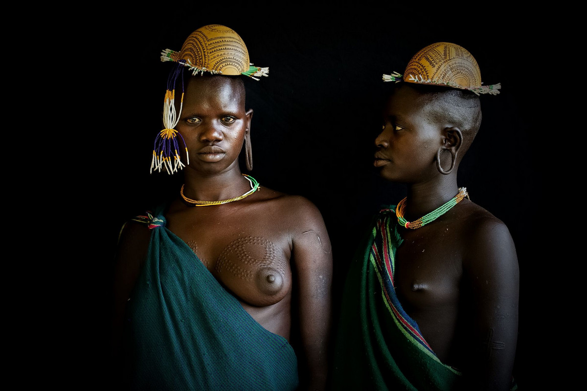 Эфиопки Автор фото: Робин Юн.