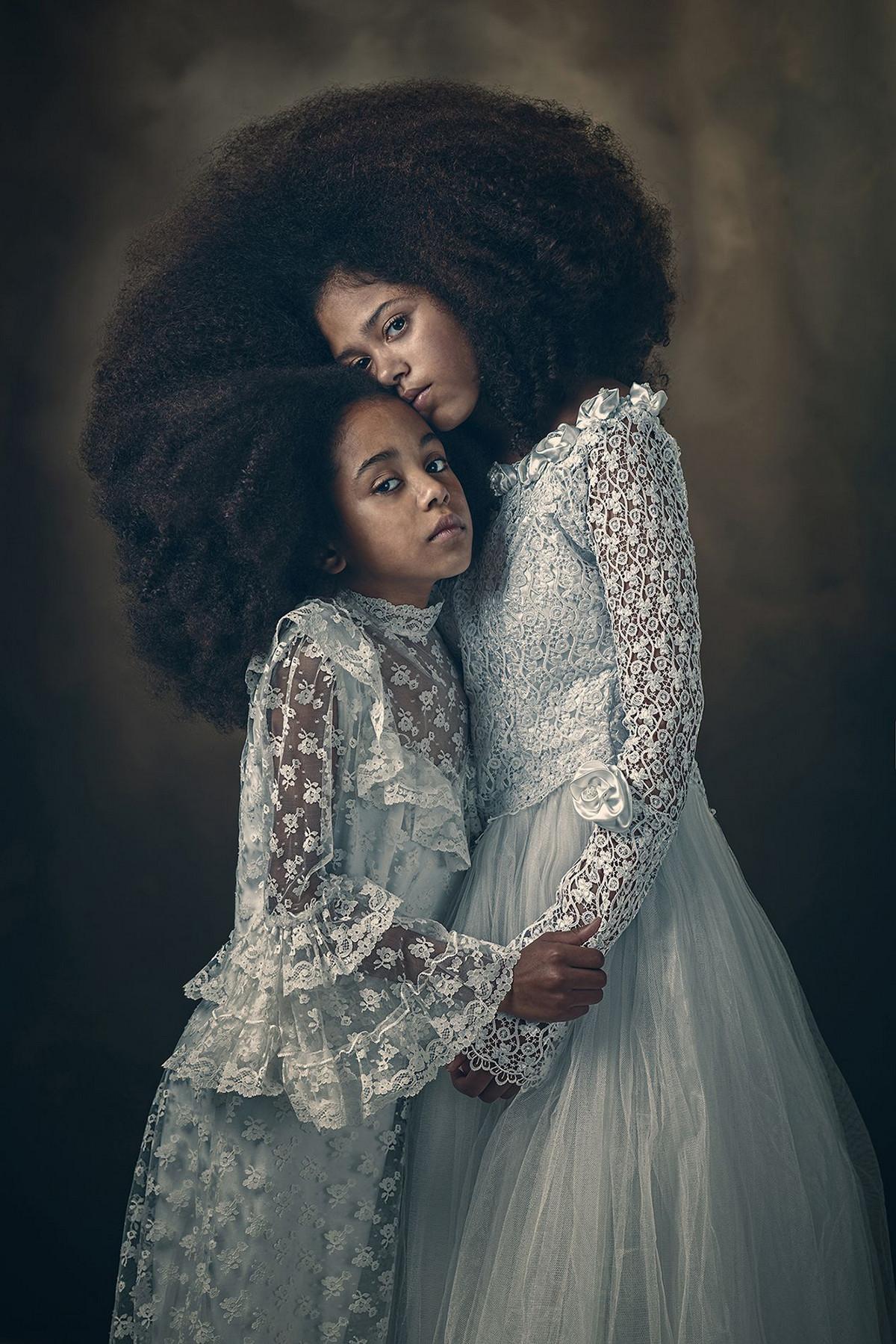 Сестринская любовь Автор фото: Ева Квикла.