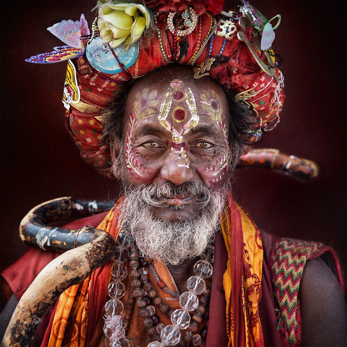 Странствующий паломник Автор фото: Раед Аммари.