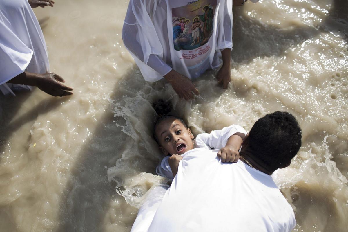 Каср-Эль-Яхуд – место крещения Автор фото: Абир Султан. Место: Каср-Эль-Яхуд, река Иордан.