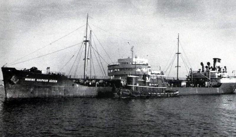 SS Marine Sulphur Queen