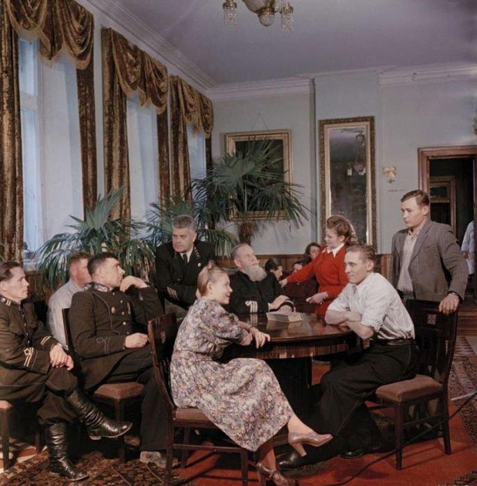 СССР в 1950-х годах