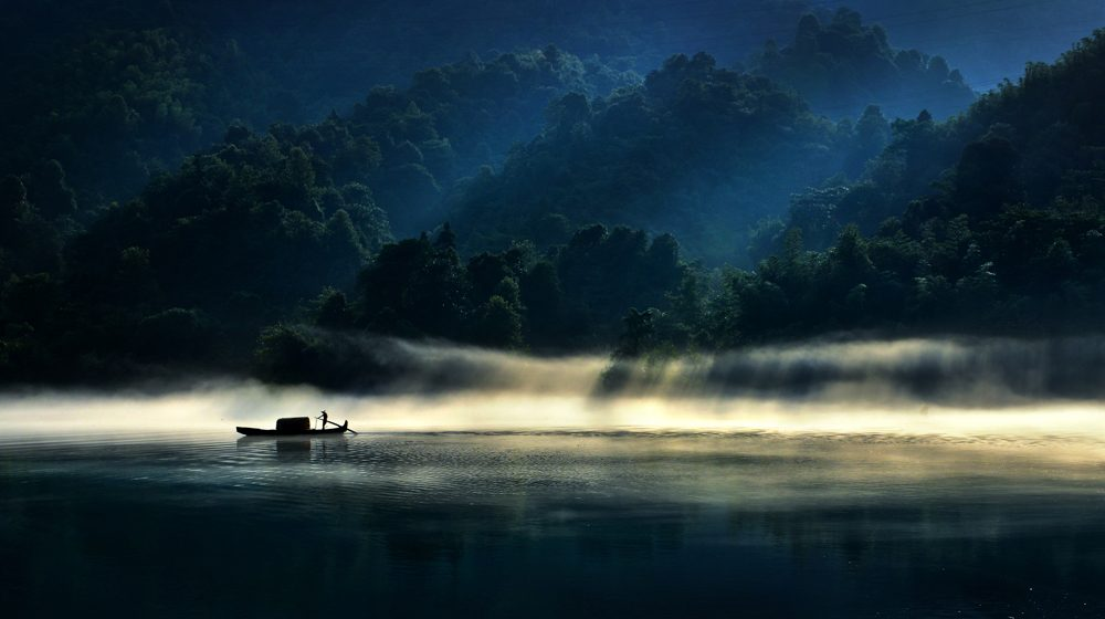 Номинация «Красота света», поощрительная премия. Автор фото: Чжэньчжэн Ху. Место: Китай.