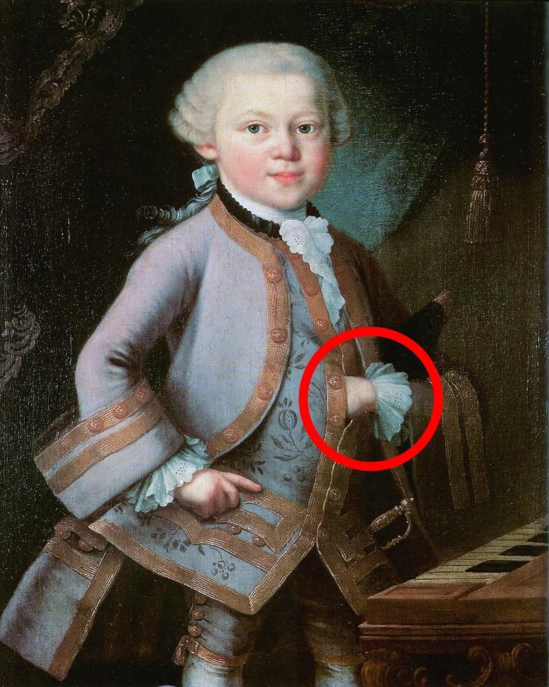 Моцарт — член масонской ложи?