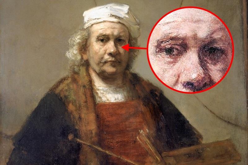 Прищур старика Рембрандта