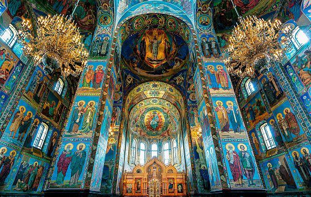 Собор Воскресения Христова Спас на Крови, Санкт-Петербург