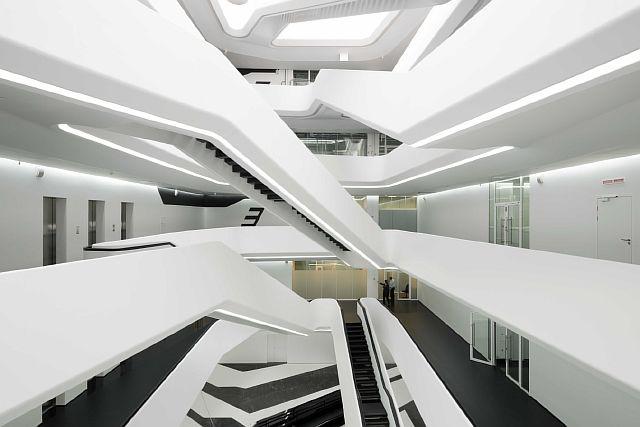 Бизнес-центр Пересвет-Плаза (Dominion Tower), Москва