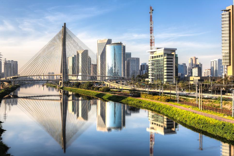Саун-Паула, Бразилия