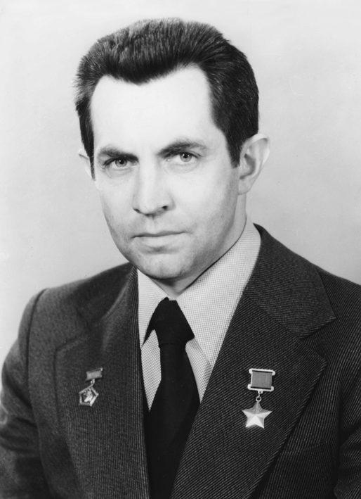Иванченков Александр Сергеевич, космонавт