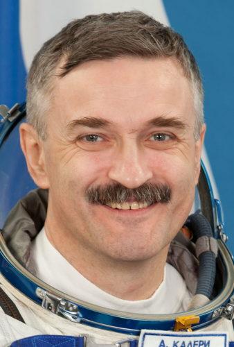 Калери А.Ю. космонавт