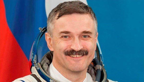 Калери Александр Юрьевич, космонавт