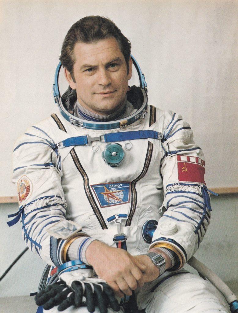 Коваленок Владимир Васильевич, космонавт