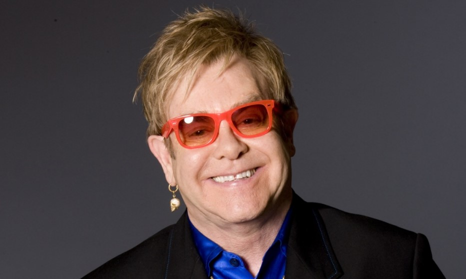 Элтон Джон (Elton Hercules John), биография
