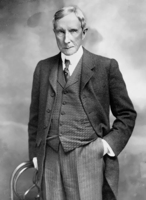 Джон Дэвисон Рокфеллер старший (John Rockefeller)