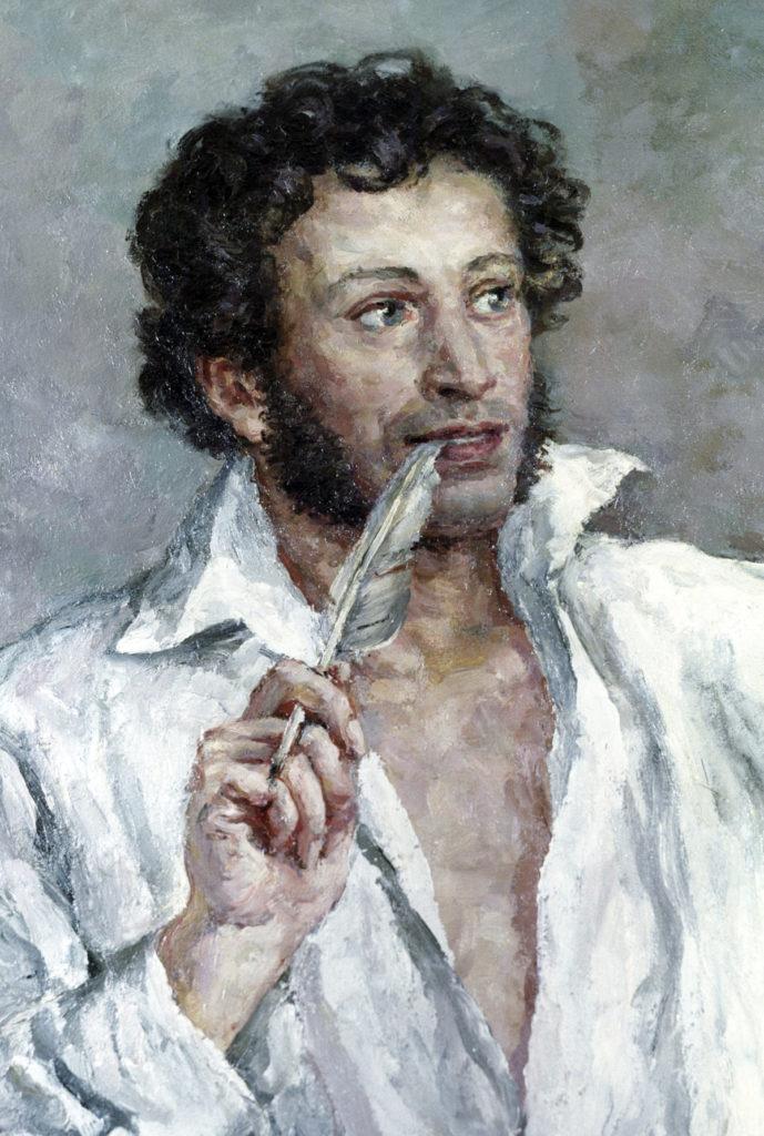 Александр Пушкин, 1799 - 1837, биография