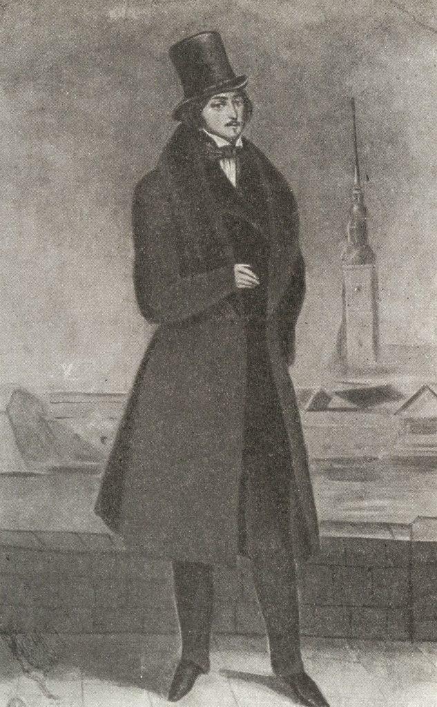 Николай Гоголь, 1809 - 1852, биография