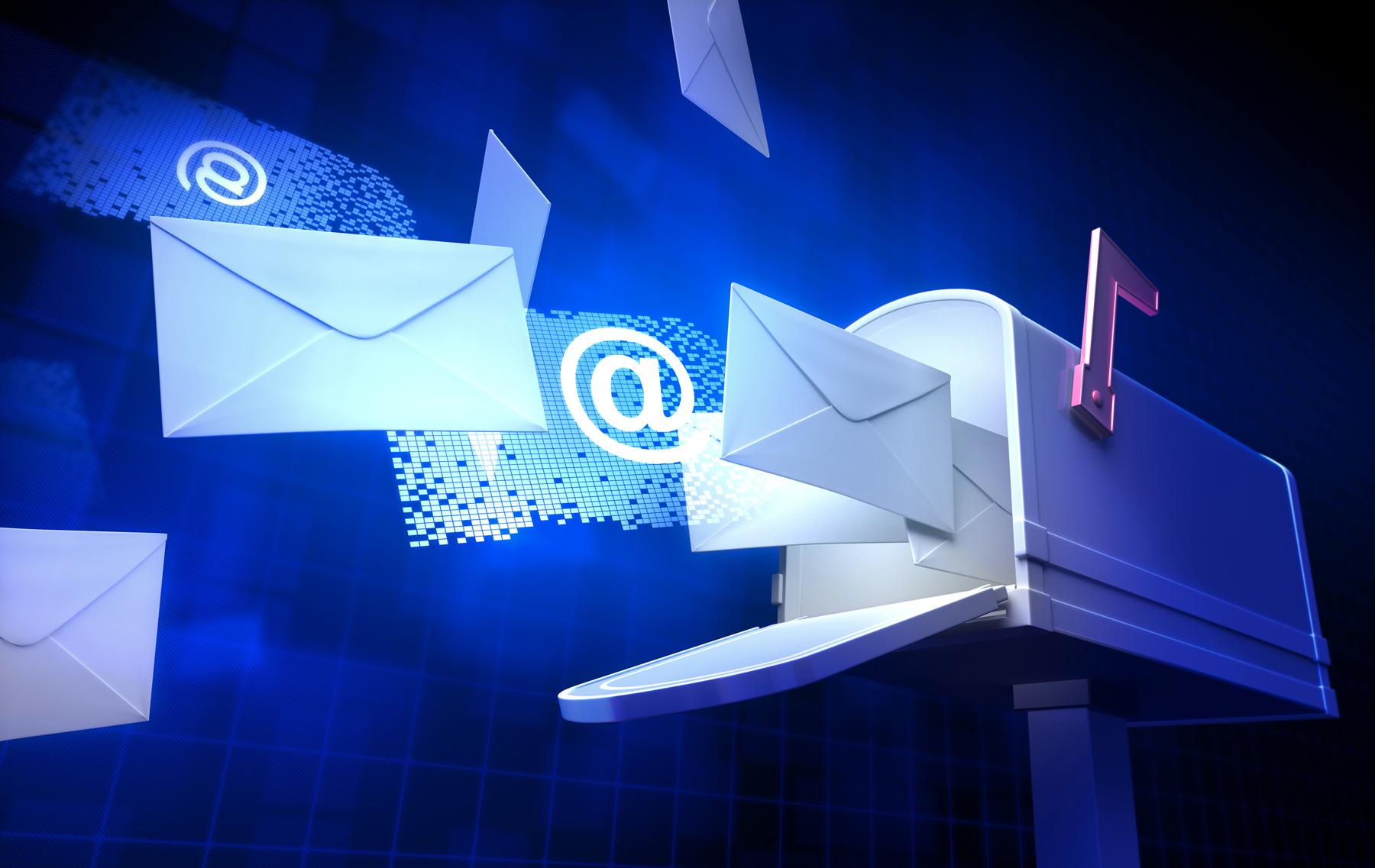 Электронная почта — большие плюсы и маленький минус