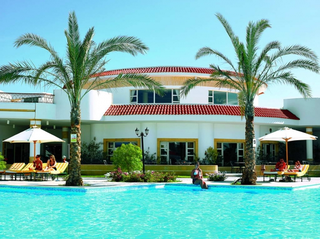 Coral Beach Tiran Rotana Resort 4*