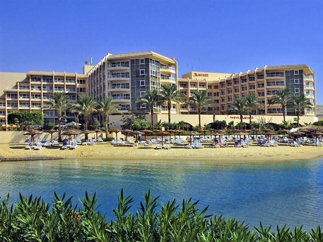 Marriott Beach Resort Hurghada 5
