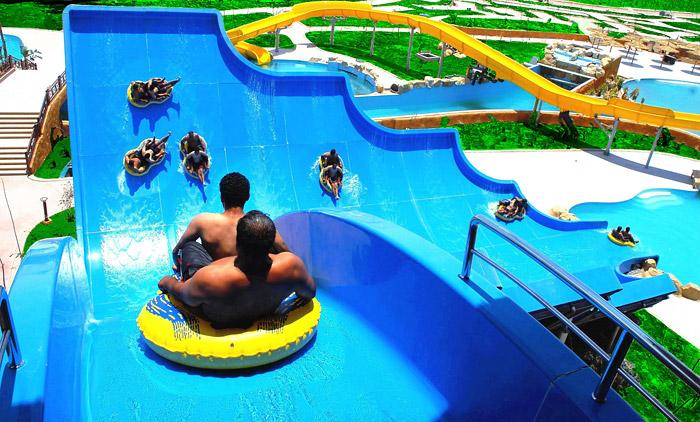Развлечения и спорт Джангл Аквапарка