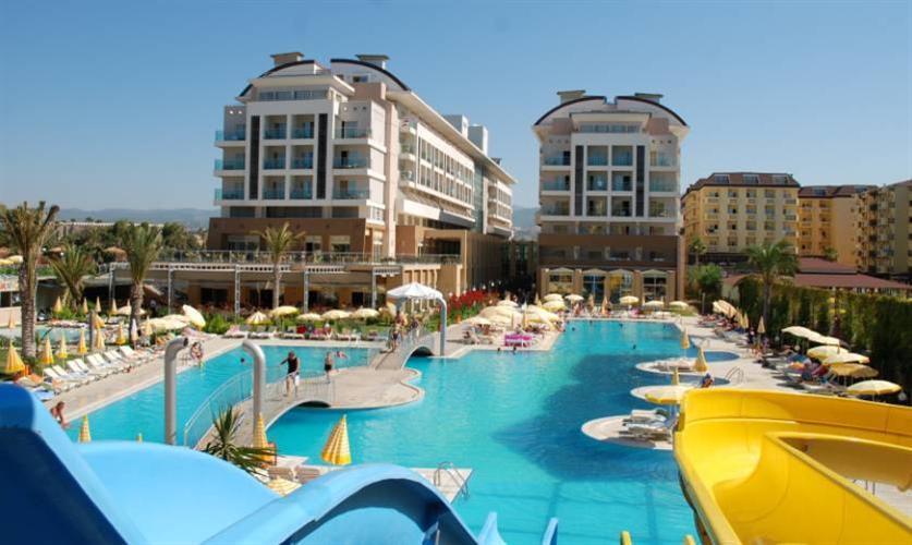 Hedef Resort Hotel Spa 5