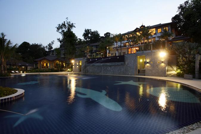 Supalai Resort Spa 4